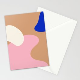 Abstract Elegant Art Stationery Cards