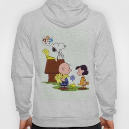 snoopy leave Hoody