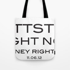 Mittster Right Now Tote Bag