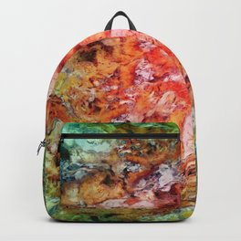 The beautiful evidence Backpack