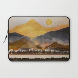 Pure Wilderness at Dusk Laptop Sleeve