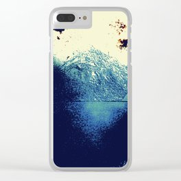 Plash Rook Clear iPhone Case