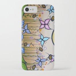 Kokum's Garden iPhone Case
