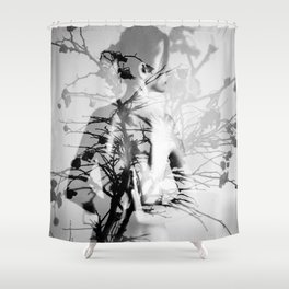 You will blossom again Shower Curtain
