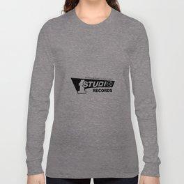 Studio One - Sir Coxsone Dodd (Common Style) Long Sleeve T-shirt