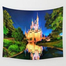 Disneyland Wall Tapestry