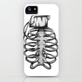 Grenade iPhone Case