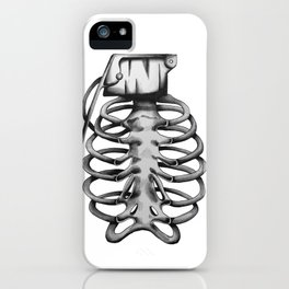 Grenade iPhone Case