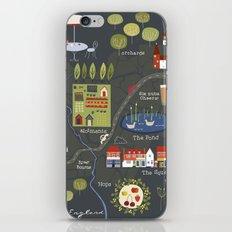 Hadlow, Kent iPhone & iPod Skin