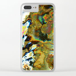 Aceitoys Clear iPhone Case
