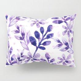 Watercolor Floral VIV Pillow Sham
