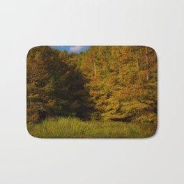 Cypress Trees in Mississippi Bath Mat