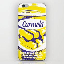 Salchichas Carmela iPhone Skin