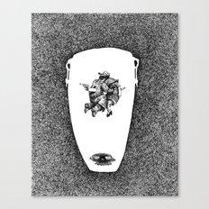 PEDRO NAVAJA Canvas Print