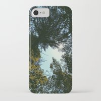 hiking iPhone & iPod Cases featuring Hiking  by William Reynolds
