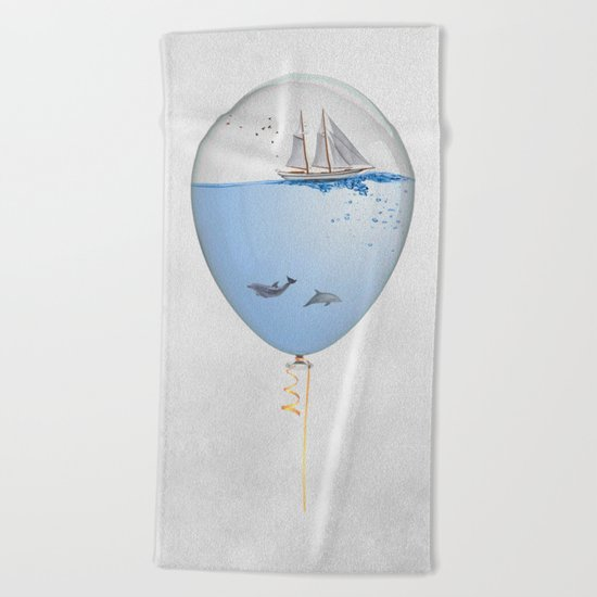 SEALOON Beach Towel