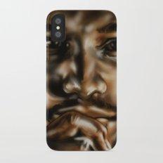 Golden Slim Case iPhone X