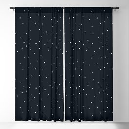 Nursery prints and patterns Blackout Curtain