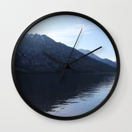 Lake Jenny Wall Clock