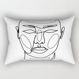 Assertive Rectangular Pillow