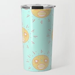 Upset Suns Travel Mug