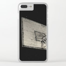 Space Jam Clear iPhone Case