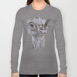 Face to face Long Sleeve T-shirt