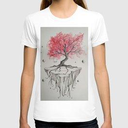 Fantasy tree T-shirt