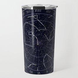 North Polar Sky Travel Mug