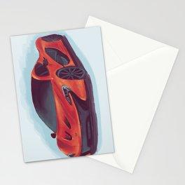 McLaren P1 - Orange  Stationery Cards