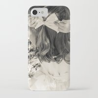 bows iPhone & iPod Cases featuring Bows by shekc_