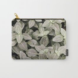 Pattern of Leaves IV Carry-All Pouch