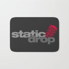 Static drop v1 HQvector Bath Mat