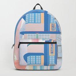 Miami Landmarks - Marlin Backpack