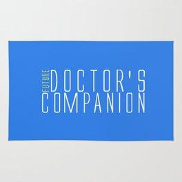 Future Doctor's Companion Rug