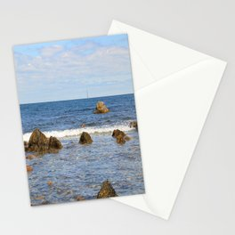 Boat on the Water Stationery Cards