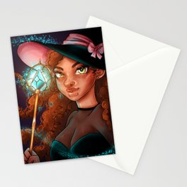 witchy002 Stationery Cards