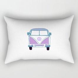 Retro Van Rectangular Pillow