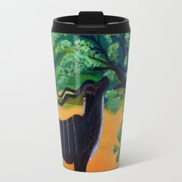 Kudu Landscape Acrylic Travel Mug