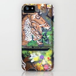 STREET ART #23 iPhone Case