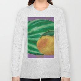 Watermelon Mango Long Sleeve T-shirt