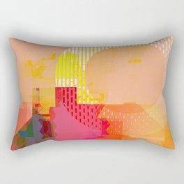 Rural Dawn Rectangular Pillow