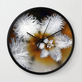 Droste Flower Wall Clock