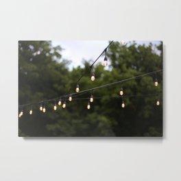 All of the lights Metal Print