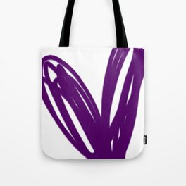 H'ART.SPEAX (white) Tote Bag