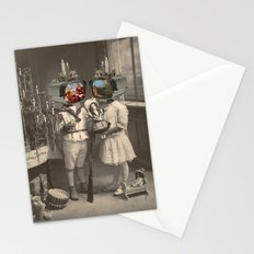Surreal Holiday Stationery Cards