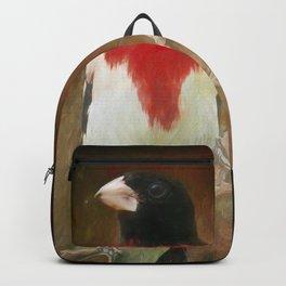 Artistic Grosbeak Backpack