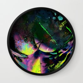 The bips Wall Clock