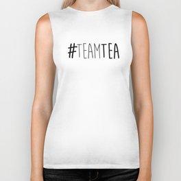 #TeamTea Biker Tank
