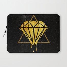 Gold Universe Laptop Sleeve
